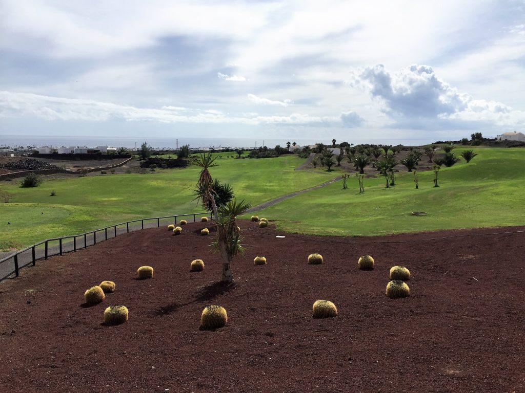 Lanzarote Golf Resort Tee 1