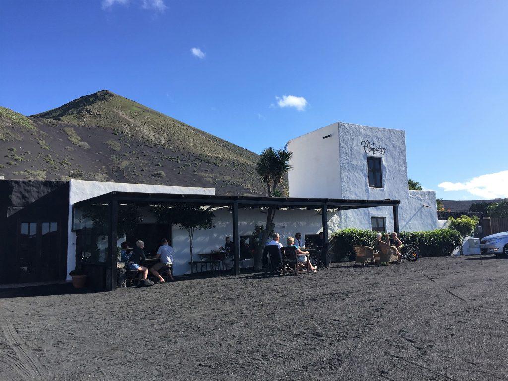 Lanzarote El Chupadero