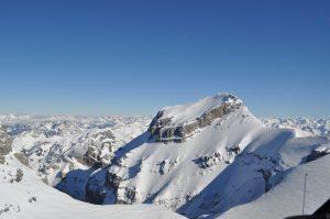 Helikopterflug Glarner Alpen