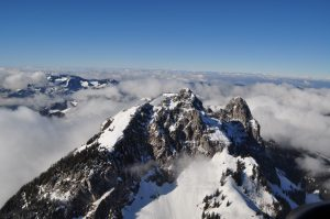 Helikopterflug Zentralschweiz