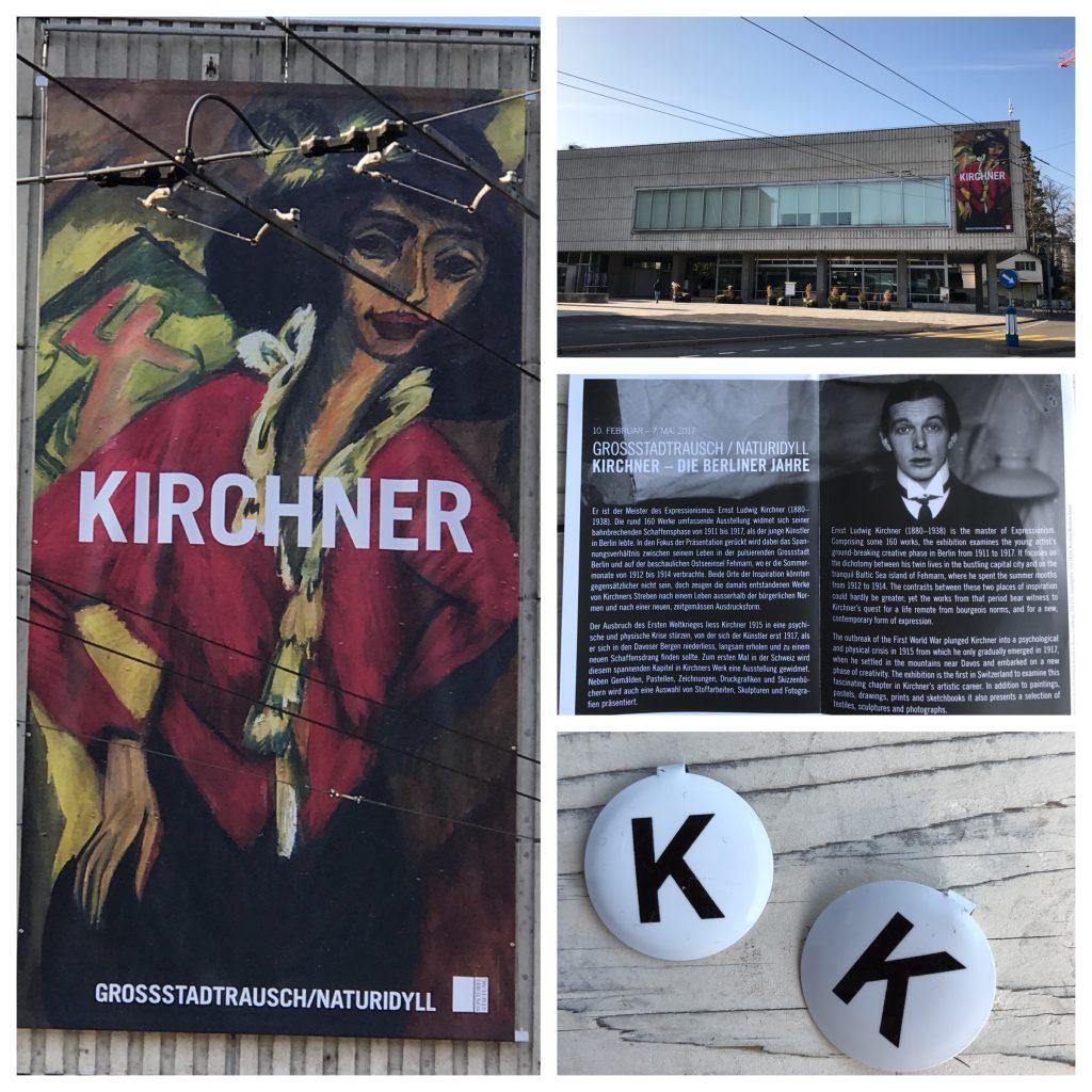 Die Berliner Jahre, Kirchner