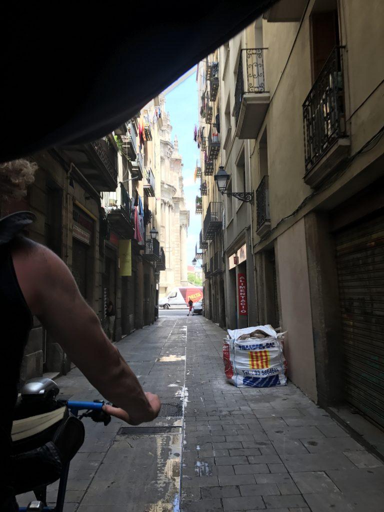 Rikshaw Barcelona
