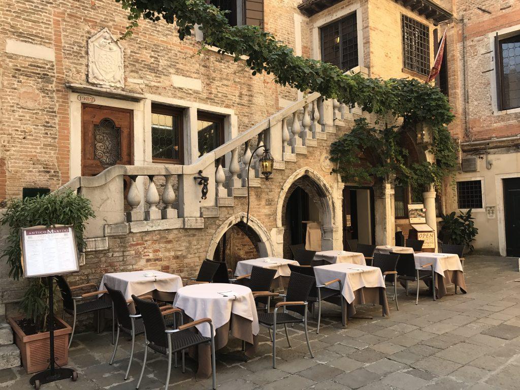 Venedig, Antico Martini