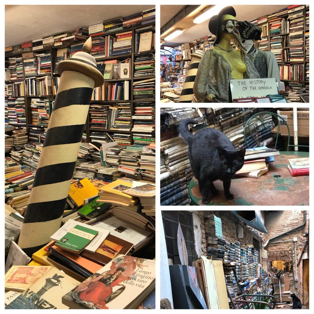 Bücher, Acqua Alta