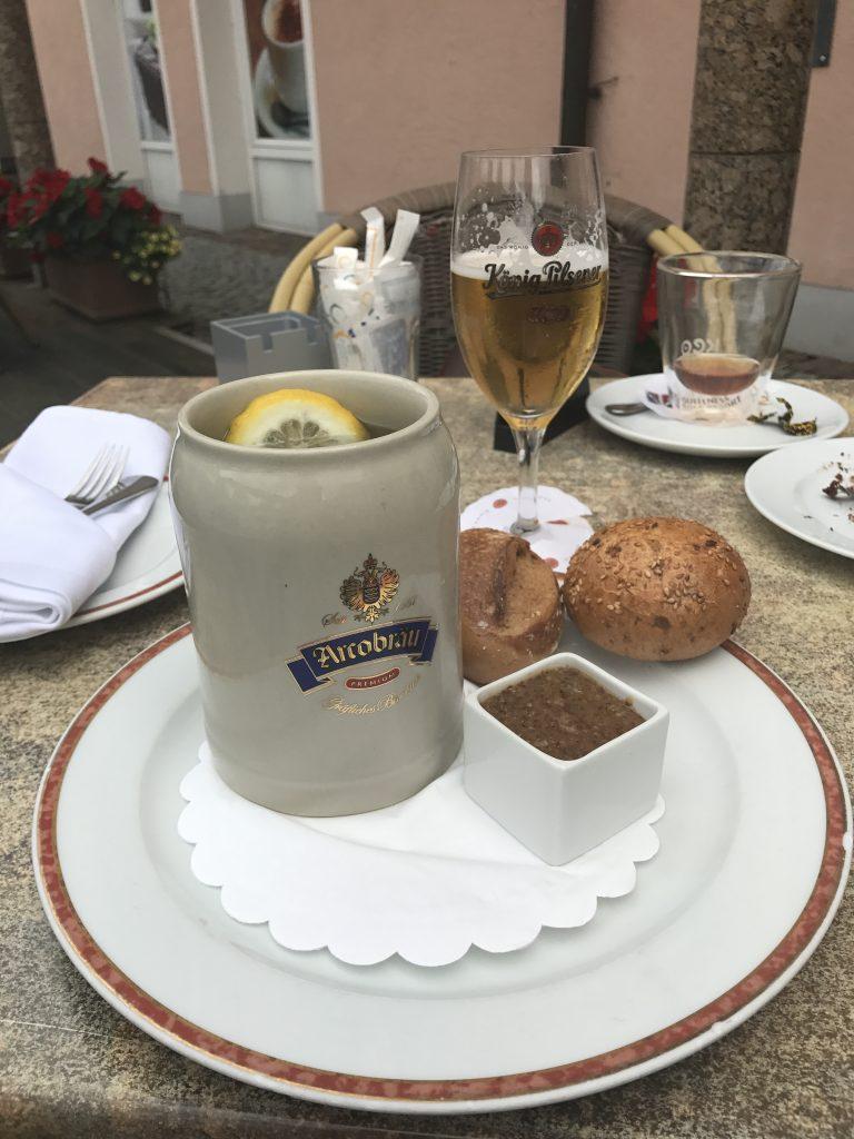Weisswurst / Bavarian Veal Sausage