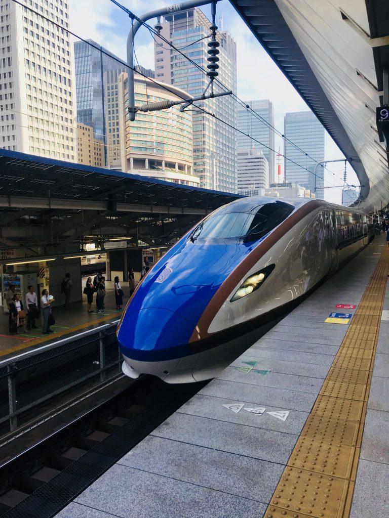 OllO World, Shinkansen Tokio