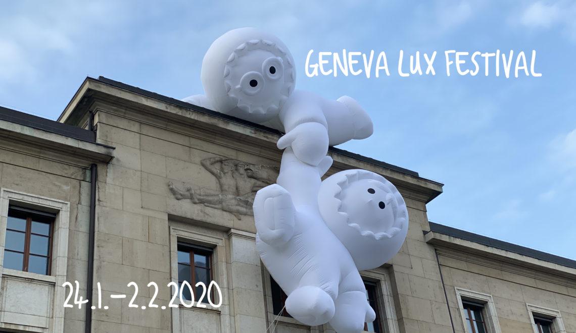 OllO World, Genf im Lichtermeer
