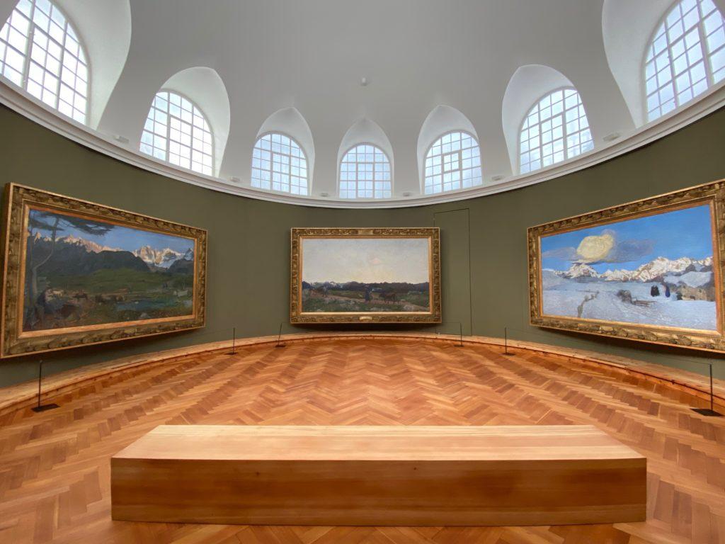 OllO World, Segantini Museum St. Moritz