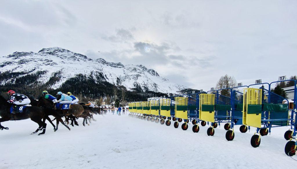 OllO World, White Turf, St. Moritz