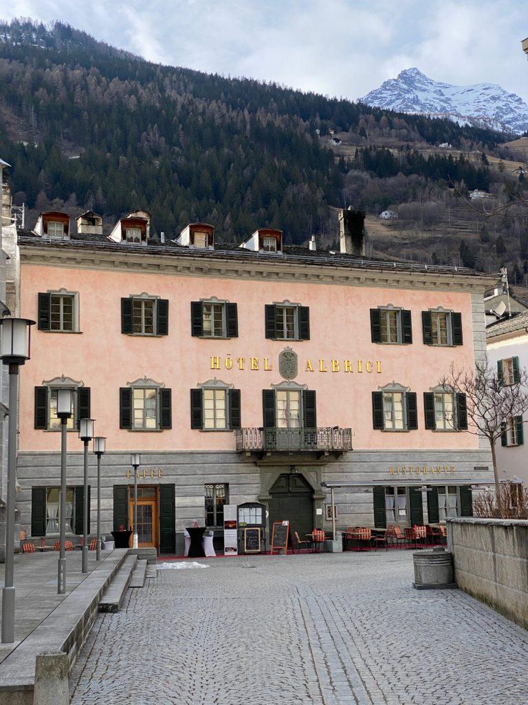 OllO World Hotel Centrale Poschiavo