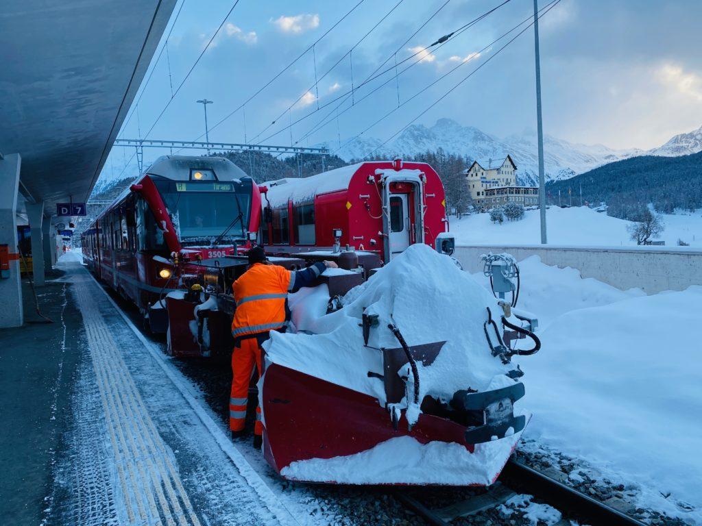 OllO World Bernina Express