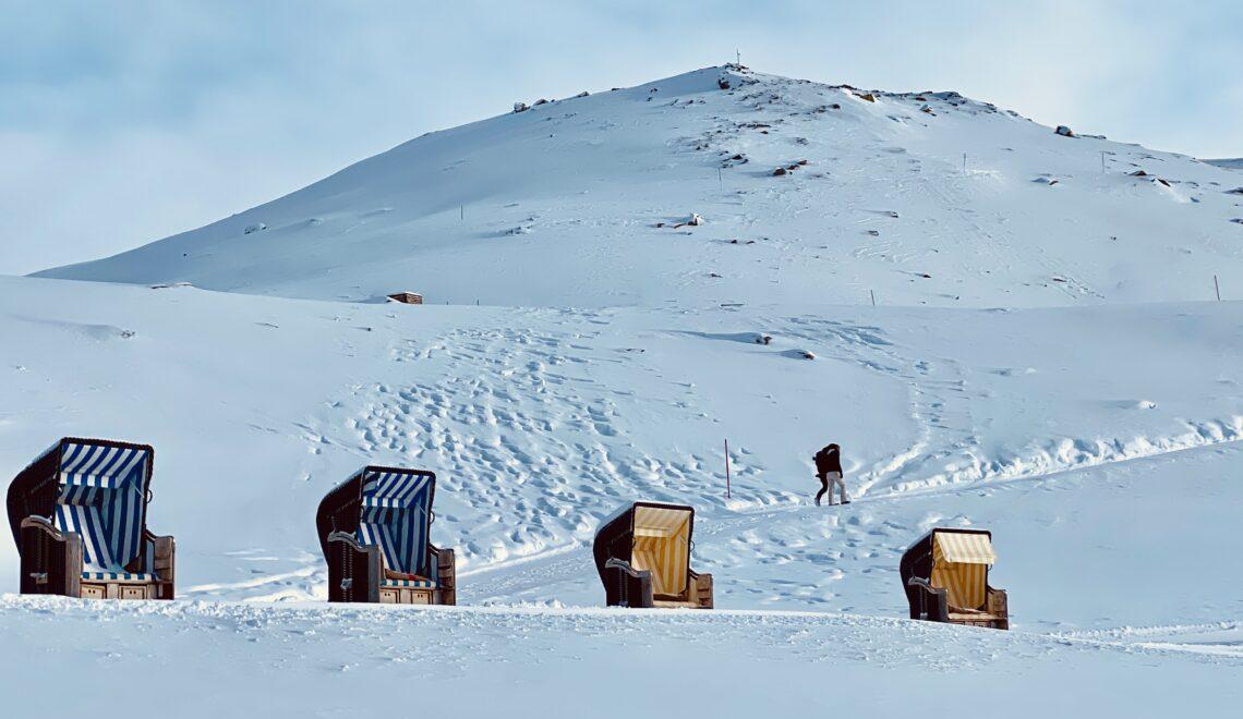 Winter hike philosopher's path