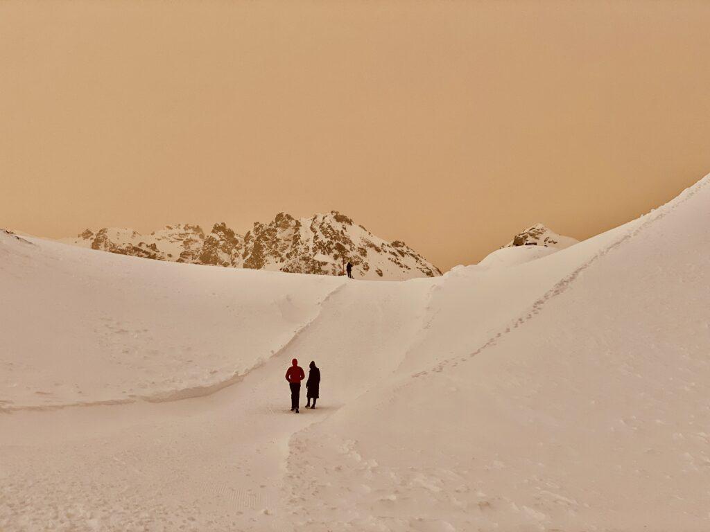 Pizol Winterwanderung