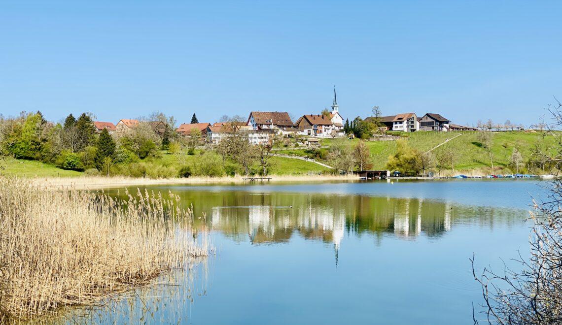 Around the Lakes of Zurich