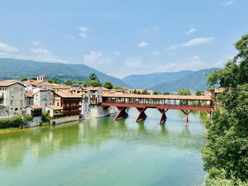 Tour of Northern Italy - Bassano del Grappa