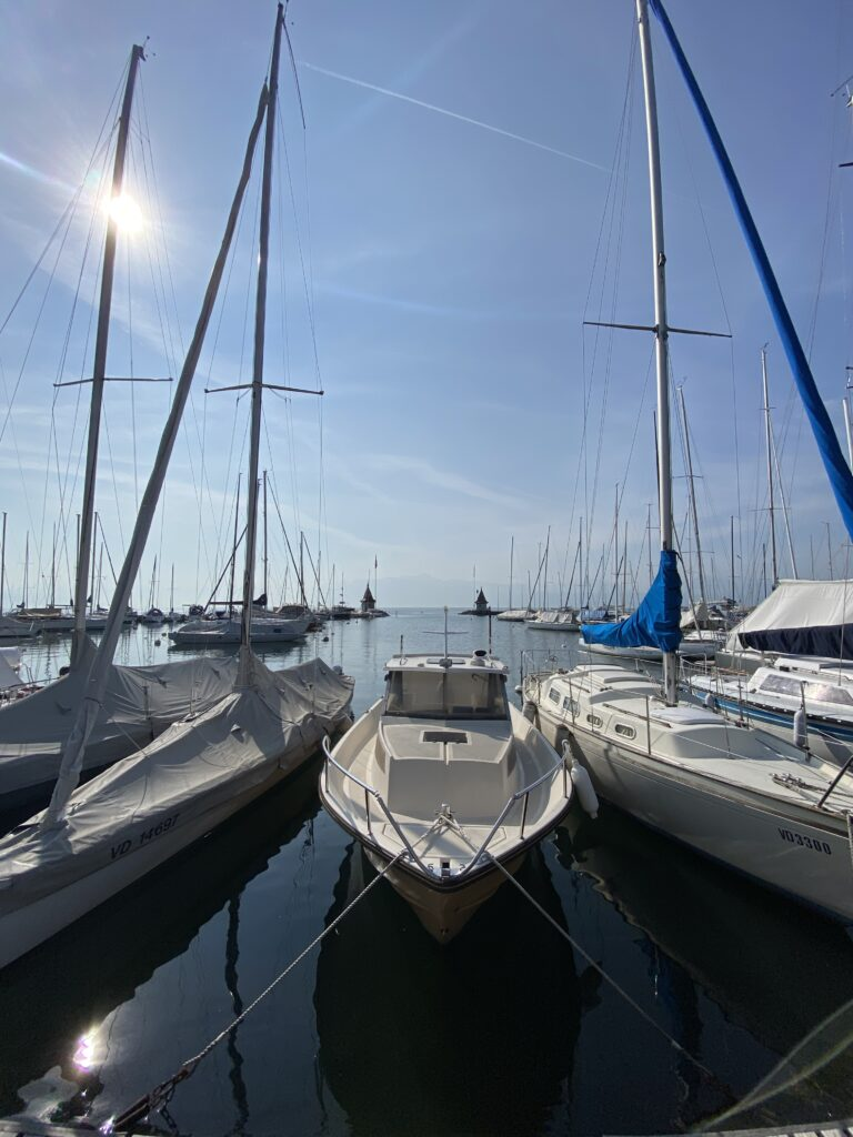 Vacations in Morges