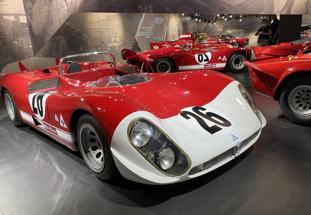 Italianità Alfa Romeo Museum